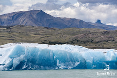 Patagonia (www.jamesbrew.com) (James Brew (www.jamesbrew.com)) Tags: patagonia south america argentina mountains lake glacier ice landscape trekking el chalten