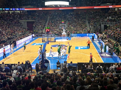 Basket IMG193645 01 (fjguerragi) Tags: basket baloncesto malaga pabellon martincarpena canasta tiro deporte tapon jugador sport