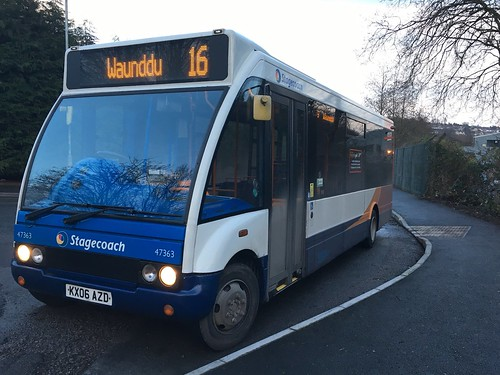 Stagecoach South Wales 47363