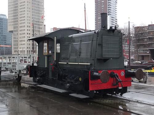 "Rotterdam: ""Sik"" Locomotor"