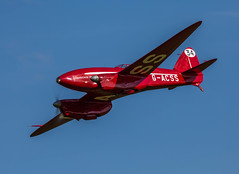 "DH 88 Comet • <a style=""font-size:0.8em;"" href=""http://www.flickr.com/photos/53908815@N02/18485061688/"" target=""_blank"">View on Flickr</a>"