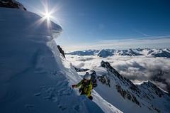 Wildspitze - South couloir (labusak) Tags: alps vent austria climb hutte oetztal wildspitze breslauer