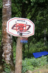 One side basket ball  Dare Nature Wayanad