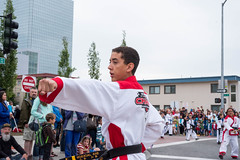 DC0_1495 (Eisbier) Tags: sports sport alaska training do day martial arts martialarts parade taekwondo anchorage tae tkd kwon champmartialarts indepences