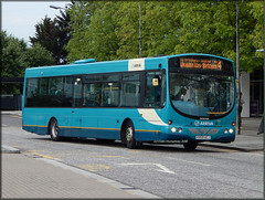 Arriva 3640 (KX59 ACJ) (Colin H,) Tags: bus ex solar metro sca db company wright milton keynes mk scania wt arriva acj shires 2015 ibp l94 l94ub ipswichbuspage kx59 kx59acj colinhumphrey