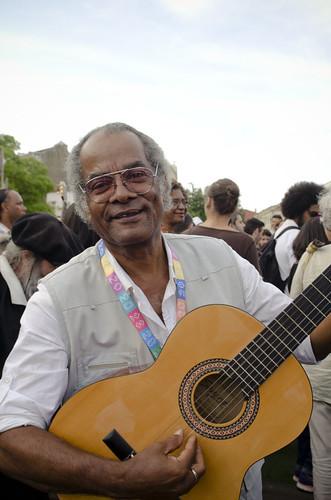 Antonio Firmino. Serenata no Intendente