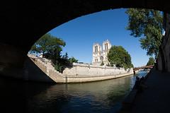G54906_Cathedrale-Notre-Dame_Paris (aamengus) Tags: summer paris france frankreich europe ledefrance cathedral dom july notredame fisheye cathdrale iledelacit llens eos5dmarkiii ef815mmf4lfisheyeusm 815lfisheye