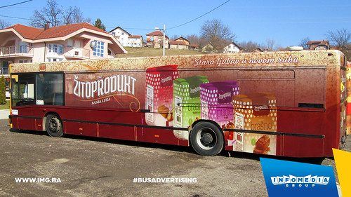 Info Media Group - Žitoprodukt, BUS Outdoor Advertising, Banja Luka 02-2015 (1)