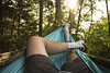 Chilling (AnthoFvoto) Tags: camping sun canada nature socks forest canon relax outside soleil legs quebec outdoor chilling arbres hammock bas foret chill jambes kamouraska hamac exterieur sebka 70d