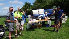 DSC00520 Wenlock Olympian Walk 2015-07-18 - CP The Yeld; Refreshments (John PP) Tags: wow shropshire walk miles 50 challenge wenlock olympian marches 2015 muchwenlock ldwa johnpp 180715