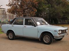 Datsun 1300 Deluxe Sedan 1969 (RL GNZLZ) Tags: 1969 sedan deluxe datsun510 patrimoniosobreruedas datsun1300