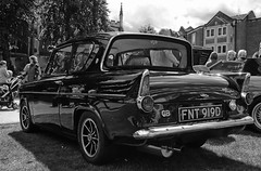 Ford Anglia GT (Lazenby43) Tags: ford coventry anglia fnt919d