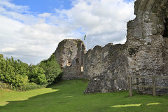 Photo of Denbigh Castle