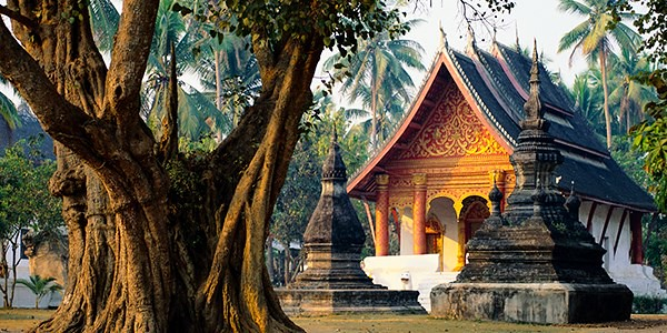 4Luang Prabang – thành phố mang nhiều dấu ấn cổ xưa
