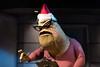 Merry Christmas... I Guess (blazerowner) Tags: disney disneys mike sulley sully roz ride dark christmas nikon d750 california adventure theme park anaheim ca holiday aa animatronic version edition