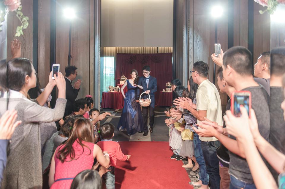 台南婚攝 晶英酒店 婚禮紀錄 C & Y 081