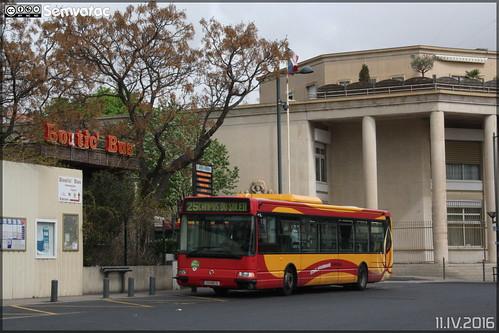 Irisbus Agora Line - Transdev Urbain / Béziers Méditerranée Transports