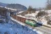 122.031 | 11.1.2017 (Jakub Hlávka) Tags: vlaky railway train železnice trainspotting zuge čd cargo uhelka czech republic