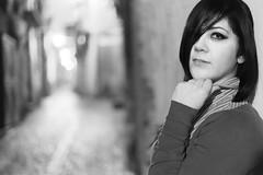 Maria (pinomangione) Tags: pinomangione portrait ritratto maria delianuova fotoamatorigioiesi biancoenero monocromo profonditàdicampo persone