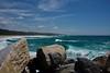 Blowy (jack eastlake) Tags: narooma nsw far south coast sea scape seascape harbour breakwater