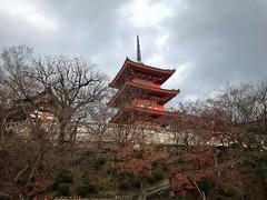 Kiyomizu - Dera | Kyoto (-Faisal Aljunied-) Tags: japan kyoto autumn pagoda temple kiyomizudera iphone7plus faisalaljunied