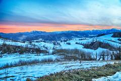 Buon Natale 2016 - San Michele Mondovì tramonto (claudio g) Tags: tramonto sunset hdr nikcollection niksoftware canon 6d sanmichelemondovì mondovì cuneo piemonte landscape panoramal natale merrychristmas italy
