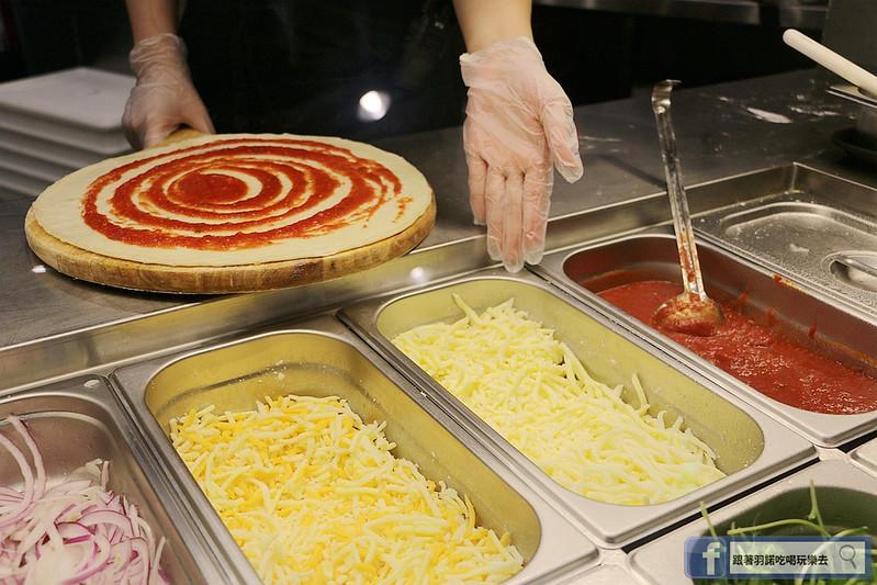 愛翻派美式Pizza店南港219