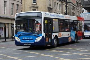 Stagecoach North East: 22570 / SP08 DCV