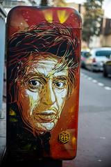 C215 : Al Pacino (dprezat) Tags: c215 alpacino cinéma movie vincennes festivalamerica boîteauxlettres postes street art graffiti tag fresque pochoir peinture aérosol bombe painting nikon nikond800 d800 christianguémy