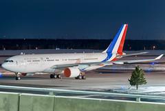 F-RARF (Ychocky) Tags: 70300mmf4556 airbusa330223 cyow frarf frenchairforce nikkor ottawamacdonaldcartier yow