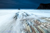 Tormenta (Pruden Barquin) Tags: paisaje landscape largaexposicion longexposure marcantabrico seascape seacatabrian sedas silks cielo clouds tormeta prudenbarquin fotografia naturaleza nikon nikkor