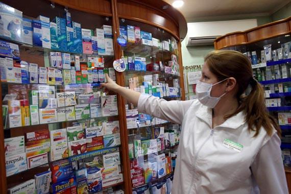 ФАС: цены на95 фармацевтических средств для ВИЧ, гепатита итуберкулёза завышены