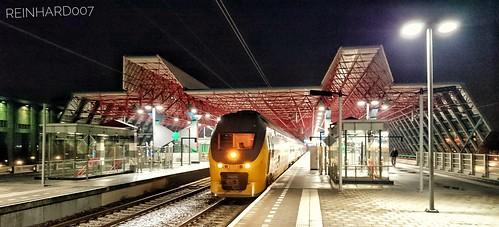 Nederlandse Spoorwegen  VIRM Lelystad-Centrum  (Nederland)