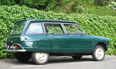 1974 Citroën Ami 6 Break (rvandermaar) Tags: 6 1974 citroën ami break citroen citroenami citroënami citroënamibreak amibreak sidecode3 import 96ya61 rvdm