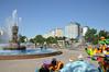 Fun in the sun (Francisco Anzola) Tags: city fountain children families sunny uzbekistan centralasia tashkent