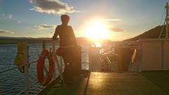 Zachód słońca nad Korczulą | Sunset over Korčula island