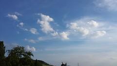 Cumulus humilis & Stratocumulus (to_isafold) Tags: landscape himmel wolken landschaft stratocumulus odenwald sdhessen gersprenztal cumulushumilis