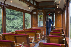 Interieur NBM 20 (Tim Boric) Tags: interieur tram 20 interurban streetcar tramway ema strassenbahn interiour nbm berlandbahn interlokaal nederlandschebuurtspoorwegmaatschappij electrischemuseumtramlijnamsterdam