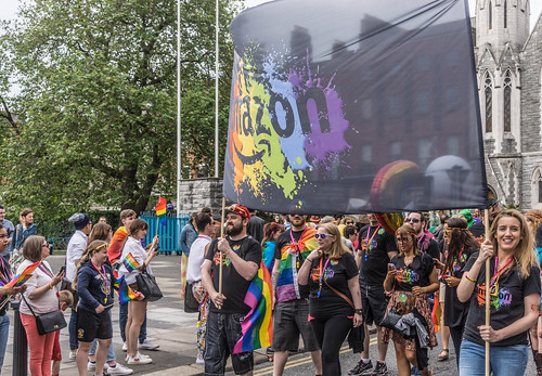 DUBLIN PRIDE 2015 [ AMAZON STAFF WERE THERE - WERE YOU? ]-106284