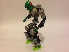 Toa of air (#king#) Tags: lego air bionicle toa creations mocs bionicles moc