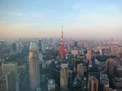 Tokyo, Japan (LAXFlyer) Tags: travel tower japan hotel tokyo room tokyotower hyatt roppongi traveling roomwithaview akasaka hyatthotels andaz toranomonhills andaztokyo andaztokyotoranomon andazlargetowerking andaztokyotoranomonhills