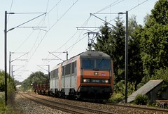 BB26198 - 26013 (Oliver_A) Tags: train le fret beton sncf bourget diffus sybic chantenay bb26000 bb26103 bb26198