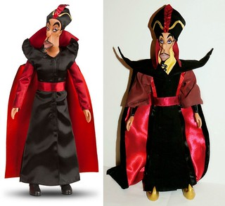 Jafar's Makeover
