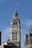 Chicago, Wrigley Building (Rick & Bart) Tags: city usa chicago clock architecture skyscraper canon illinois wrigleybuilding smörgåsbord rickbart rickvink eos70d