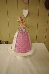 Barbie Cake (toertlifee) Tags: kinder torten barbie doll puppen törtlifee kindertorte happybirthday torte cake kids geburtstag birthdaycake geburtstagstorte baby rosé pink