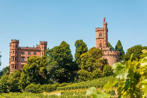 Le Château d'Ortenberg