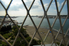 { Bridge, Beach } 20150809-DS7_0420.jpg (d3_plus) Tags: street sea sky plant beach nature japan landscape drive nikon scenery wideangle architectural  geo  kanagawa shizuoka    touring  izu   superwideangle        tamron1735  miurapeninsula a05   tamronspaf1735mmf284dildasphericalif nikon1 jyogashima  tamronspaf1735mmf284dildaspherical architecturalstructure d700  nikond700 tamronspaf1735mmf284dild geospot tamronspaf1735mmf284