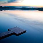 The Fishing Dock at Dawn thumbnail