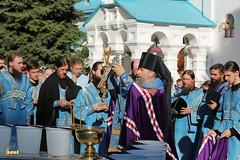 62. The blessing of water on the day of the Svyatogorsk icon of the Mother of God / Водосвятный молебен в день празднования Святогорской иконы Божией Матери