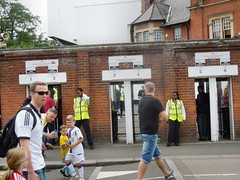Craven Cottage, London (Paul-M-Wright) Tags: uk london football crystal stadium soccer cottage saturday ground august palace 01 friendly match fulham craven versus ffc preseason 2015 cpfc